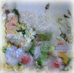 CELEBRATE - ~Scraps of Elegance~ DT Project-June Kit-