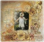 DELIGHT ~Scraps of Elegance~ Simply Shabby Chic September Kit