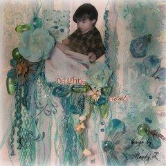 DELIGHTFUL - SWEET ~Scraps of Elegance~ June Kit