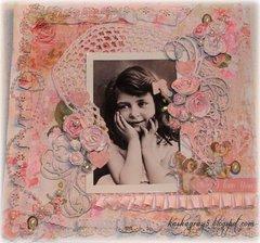 ~SCRAPS OF ELEGANCE~ Sweet Love - DT Project