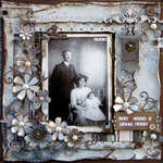 Sam & Lena - 1908 - *Dusty Attic - Scrap your Space Prize*