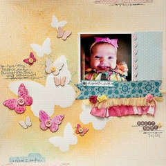 Happy Baby - Studio Calico Autumn Press & Memoir