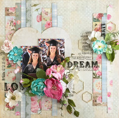 Love, Dream, Live *Flying Unicorn CT & Scrap Africa DT*