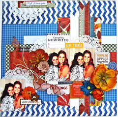 Autumn Days *ScrapbooksPlus DT*