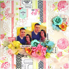 Joy & Laughter *SATW Guest Designer*