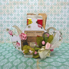 Romance Novel Ch. 2 Teapot *Flying Unicorn CT & Marion Smith DT*