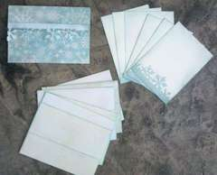Winter / Christmas Note Card Set