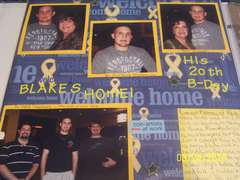 Blake's Home!!
