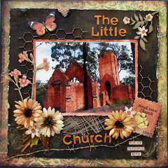 The Little Church That Never Was