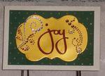 Joy - Christmas Card