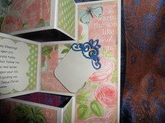 Tri Fold Birthday Card