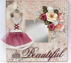 'Beautiful' Mirror
