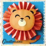 3d Lion decoration