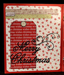 Teresa Collins Christmas Countdown Book