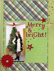 Merry and bright!