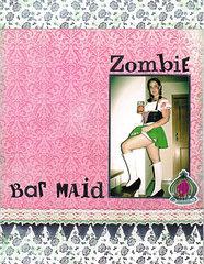 Zombie Bar maid