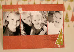 Christmas Card...New Imaginisce