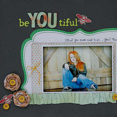 Be YOU tiful *Studio Calico March kit*