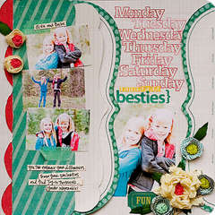 Everday Besties *SC Dec. Metropolitan kit*