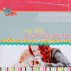 Sweethearts *Studio Calico February kit*