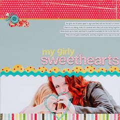Sweethearts *Studio Calico February kit*