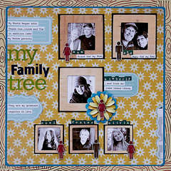 My Family Tree *SBE August issue*Studio Calico Elementary line*