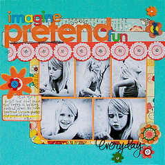 Pretend *New Sassafras***Sketch Blog #87*