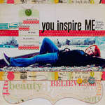 You Inspire Me *Studio Calico April kit*