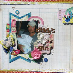 Daddy's Girl *My Creative Scrapbook*