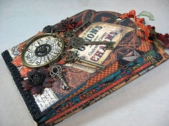 Steampunk Spells Mini Album