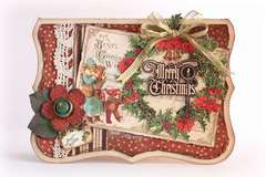 Merry Christmas Card *Graphic 45*