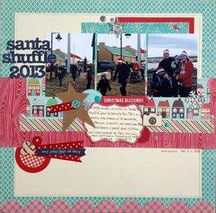 Santa Shuffle 2013