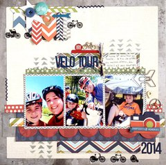 Vélo Tour 2014
