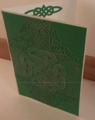 Celtic Thinking of you card
