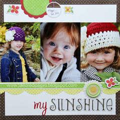 My Sunshine *Imaginisce*