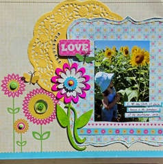 Sunflower Love *Best Creation Inc.*
