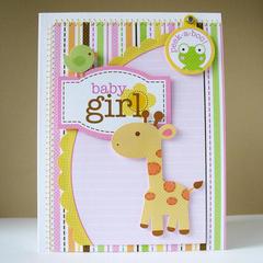 Baby Girl - Doodlebug