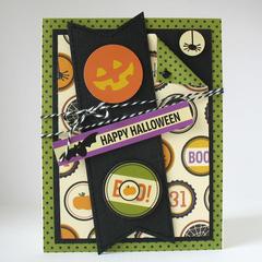 Happy Halloween - Pebbles