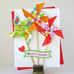 Pinwheel Birthday - Doodlebug