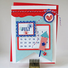 July - Doodlebug