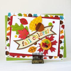 Fall Colors - Doodlebug