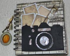 camera mini album.