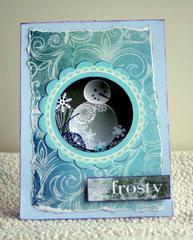Frosty card *Moxxie*