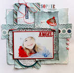 SNOW ANGEL **Glue Arts**