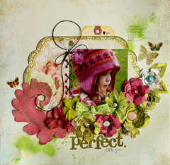 Perfect **Up the Street Scrapbooking Kit**