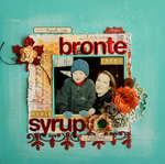 BRONTE **Up the Street**