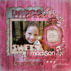 SWEET MADISON **Spellbinders**