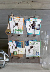 lake memory decor