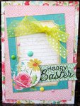 Easter card - Crate Paper Emma's Shoppe