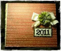 2011 Christmas Album